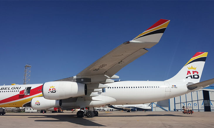 DAE's Joramco Signs 4-year Agreement with Air Belgium