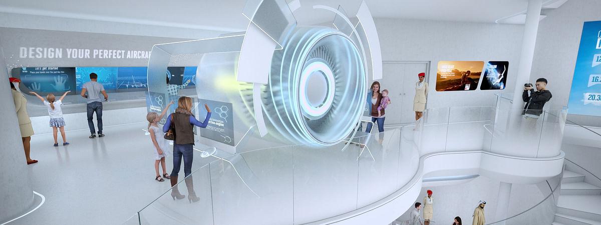 Emirates Unveils Concepts for its Expo 2020 Pavilion
