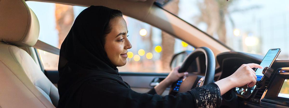 Uber Gives Boost to  Women Drivers in Saudi Arabia