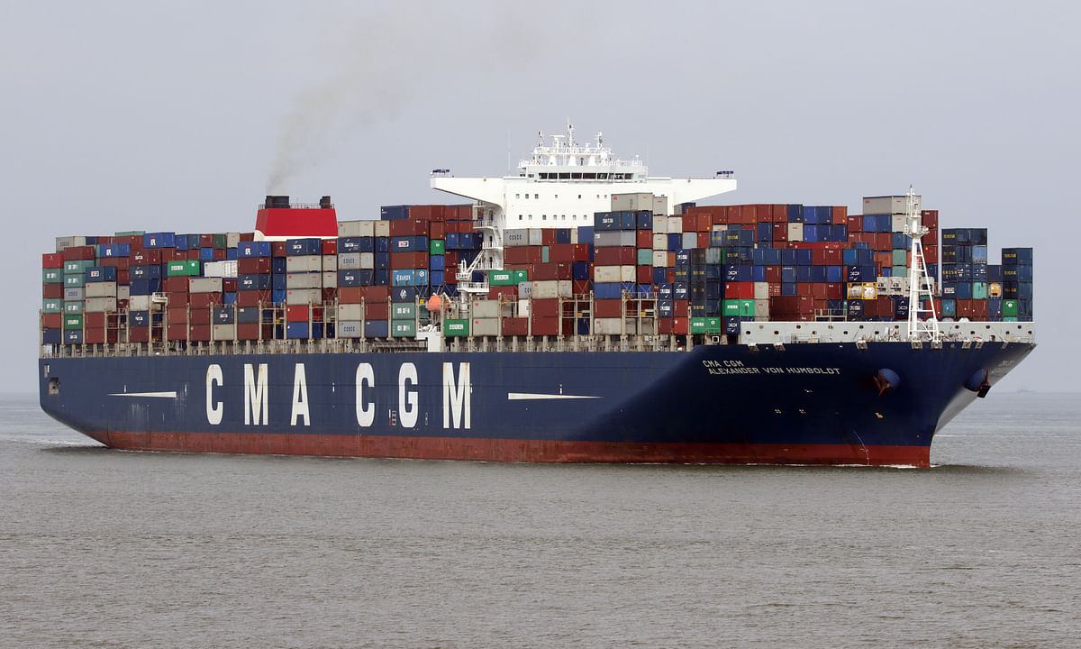 CMA CGM Launches 100% Digital Ecosystem