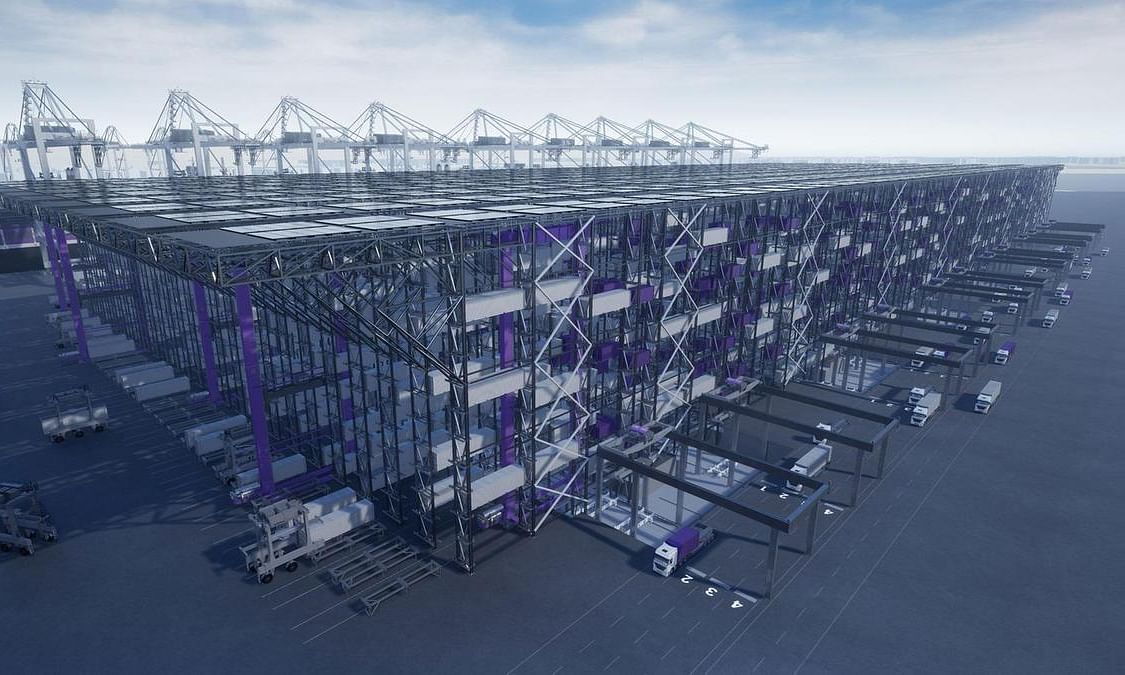 Watch: DP World & SMS Launch Revolutionary New Terminal