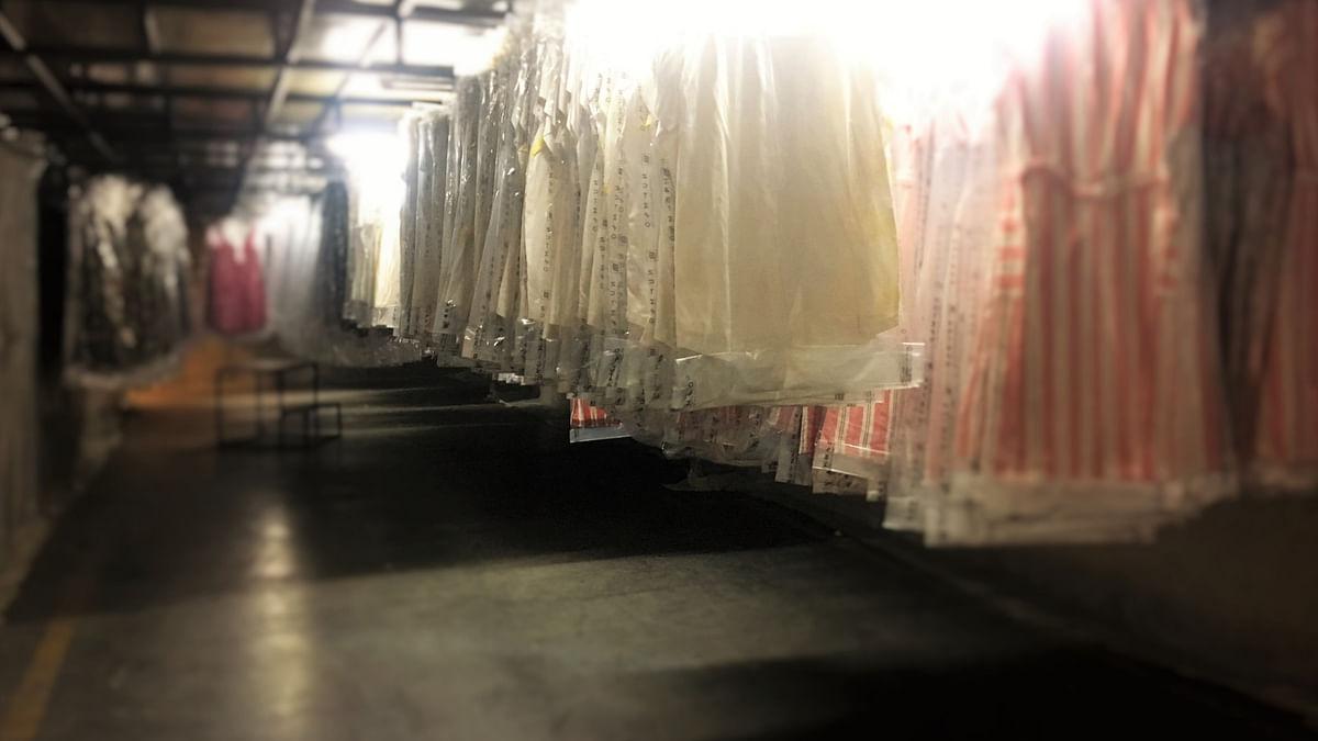 APM Terminals' Garment-on-Hanger Service Benefits Retailers