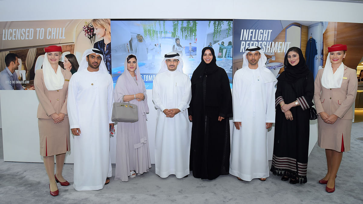 Emirates Signs Agreement with Smart Dubai