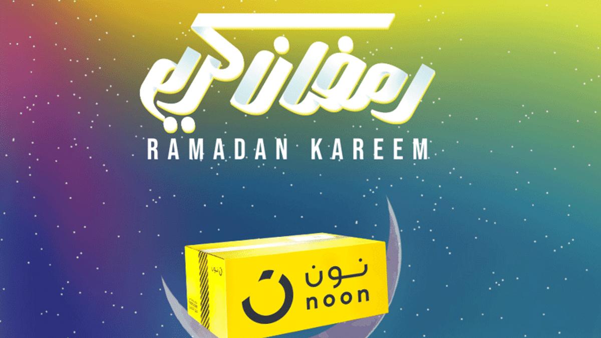 noon.com Announces Big Discounts for Ramadan
