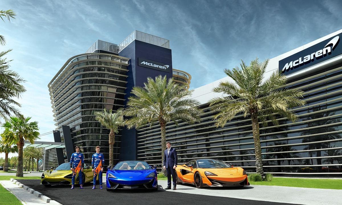 McLaren Announces New Bahrain HQ
