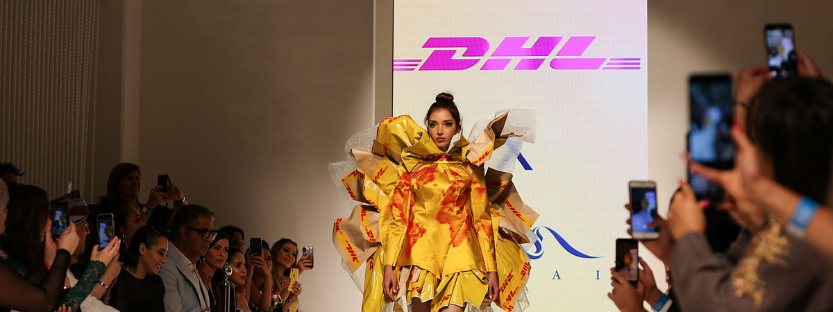 DHL Express to Handle Logistics for  Arab Fashion Week