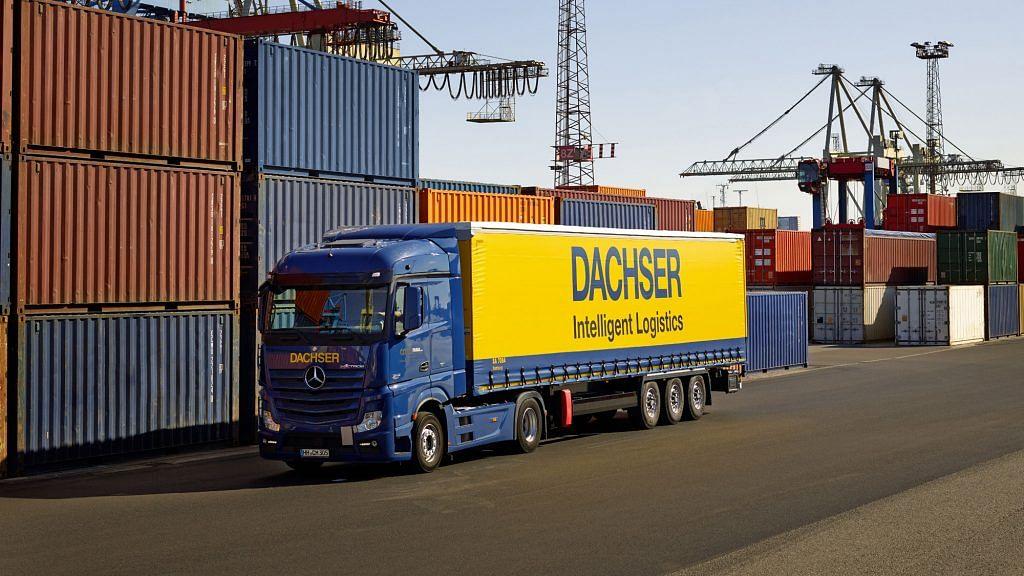 Dachser Revenue Up to €5.6 Billion