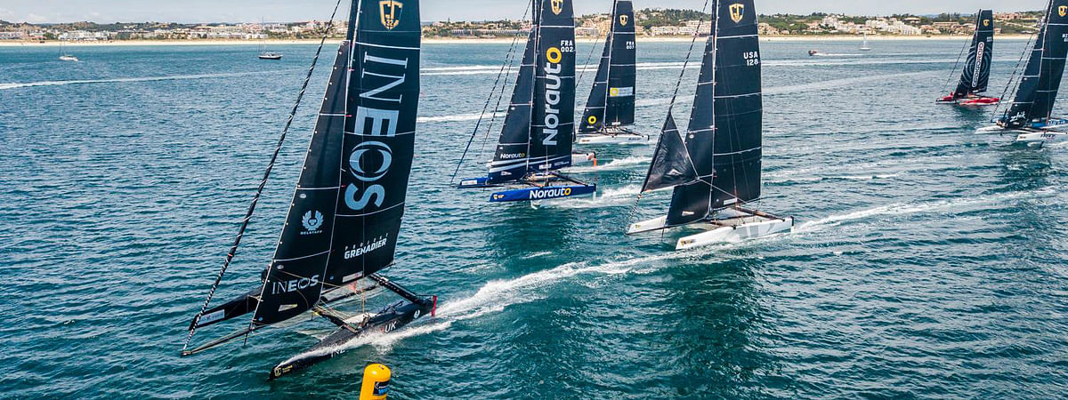 GAC Pindar Official Logistics Provider for GC32 Racing Tour