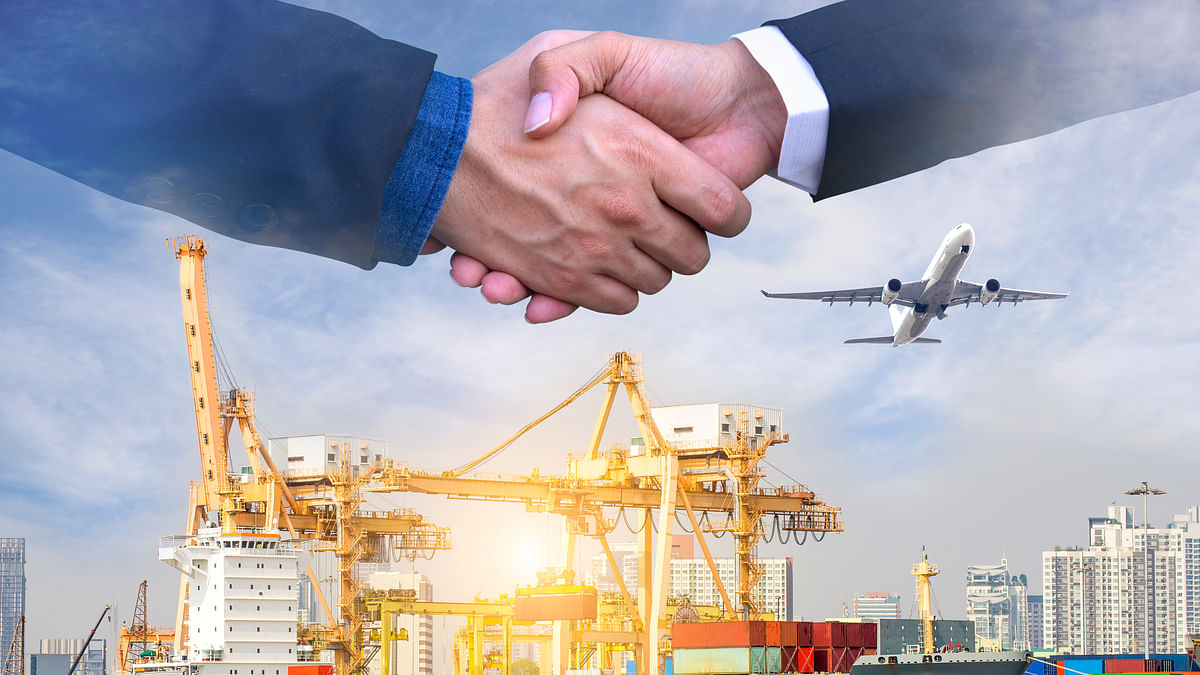 Panalpina and DSV Agree to Join Forces