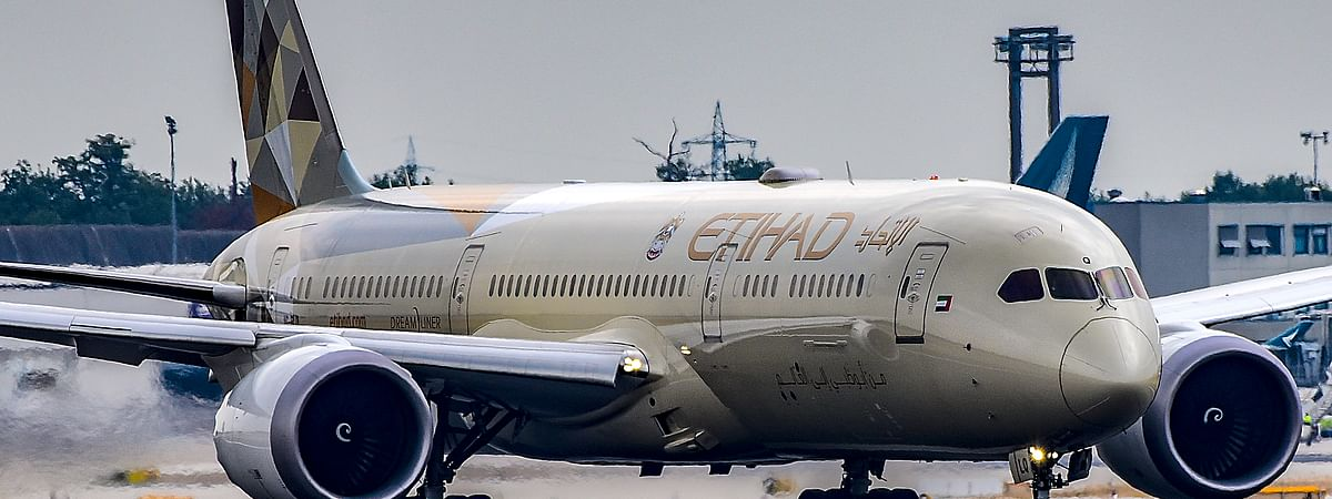 Etihad to Fly 787 Dreamliners  to Johannesburg, Milan and Lagos
