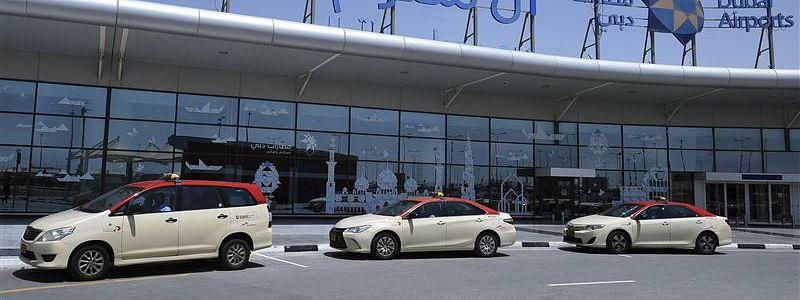 Dubai Taxi Offers 75% Discount from  Al Maktoum Int'l Airport