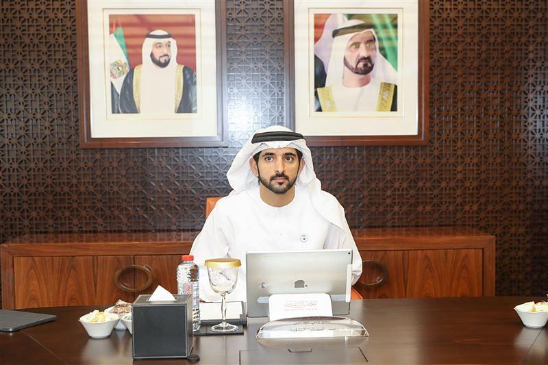 His Highness Sheikh Hamdan bin Mohammed bin Rashid Al Maktoum, Crown Prince of Dubai and Chairman of The Executive Council of Dubai.