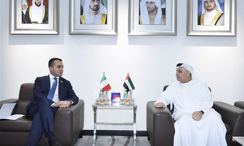 Dubai RTA Meets with Italian Gov. to Boost Projects