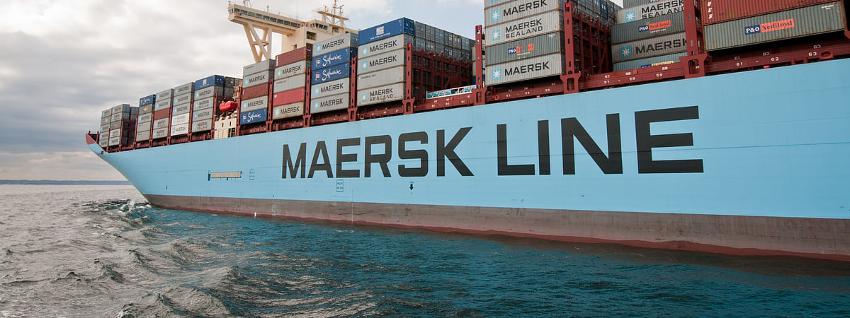 Maersk Launches  Digital Ocean Customs Clearance for Containers