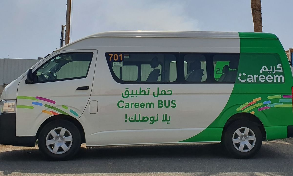 Careem BUS Launches in Saudi Arabia
