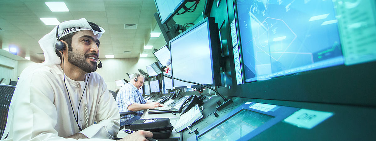Air Traffic Management Training Courses Set to Begin at DWC