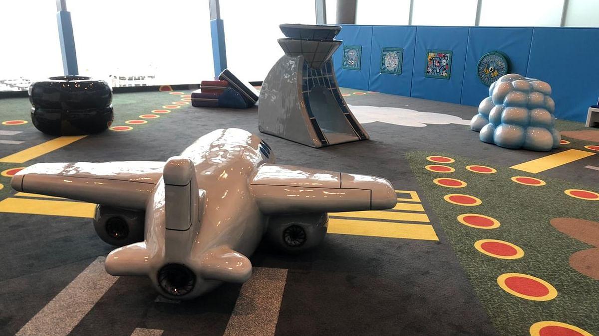 Abu Dhabi International Airport Gets More Family Friendly