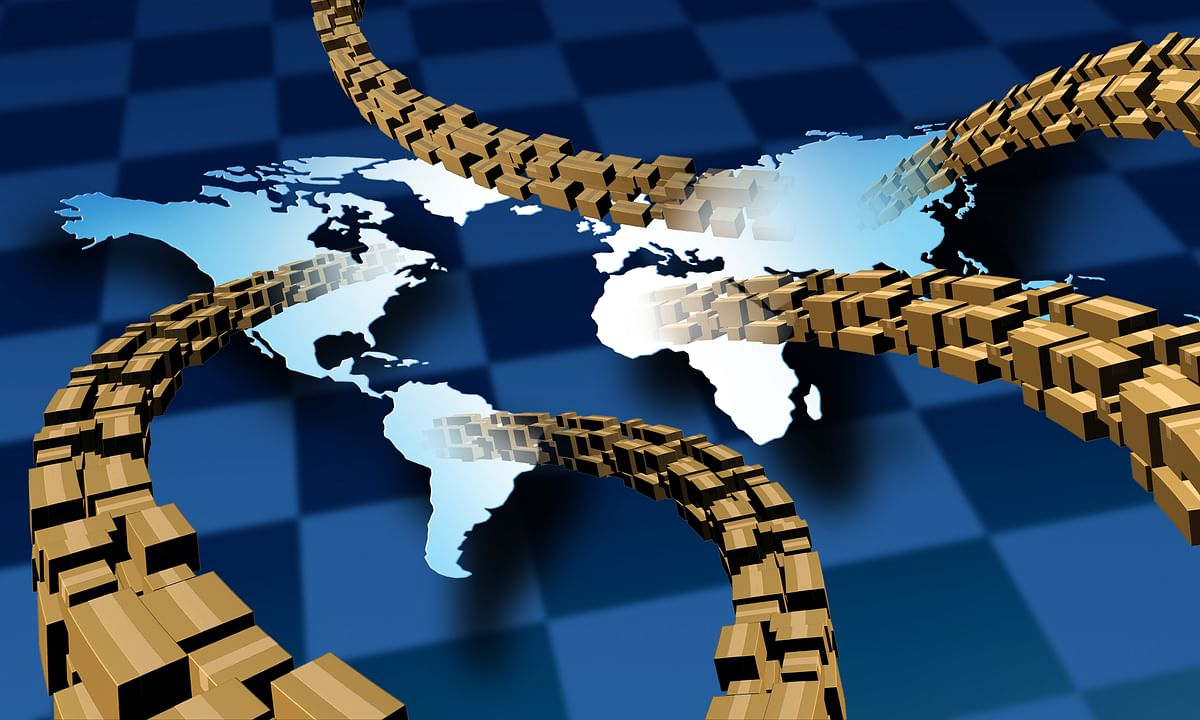 Oracle Improves Productivity Across Global Supply Chains