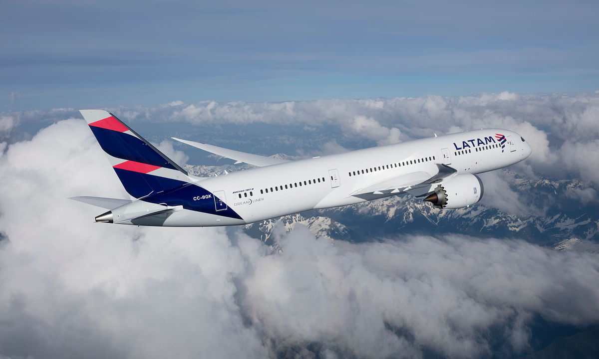 Emirates Announces Codeshare Deal with LATAM Airlines