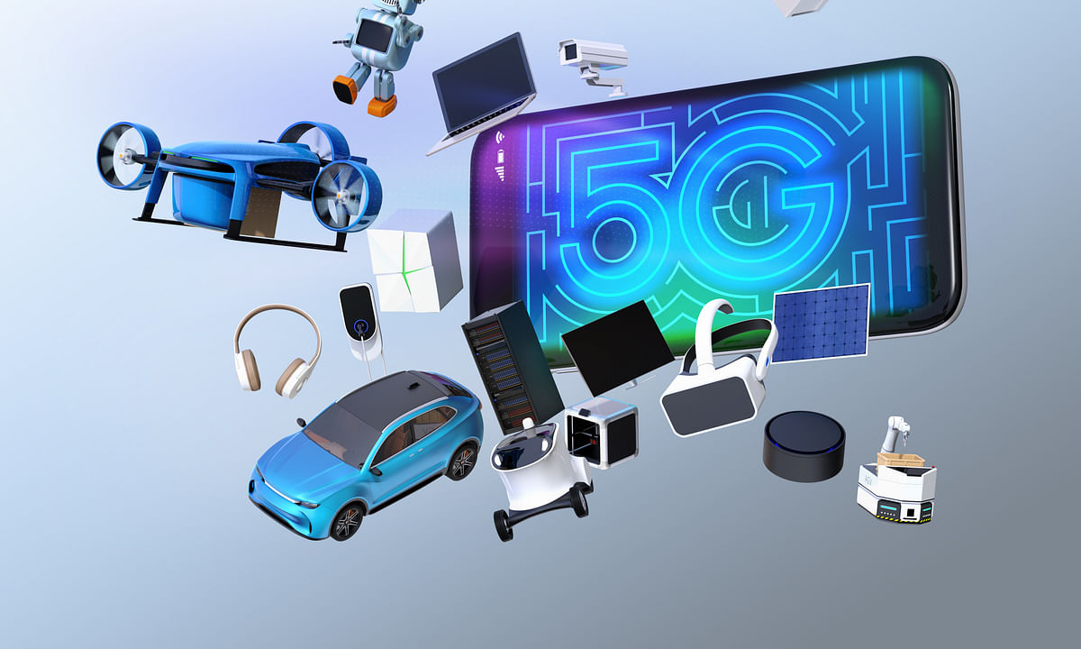 5G Likely to Reach  IoT Market in Late 2020