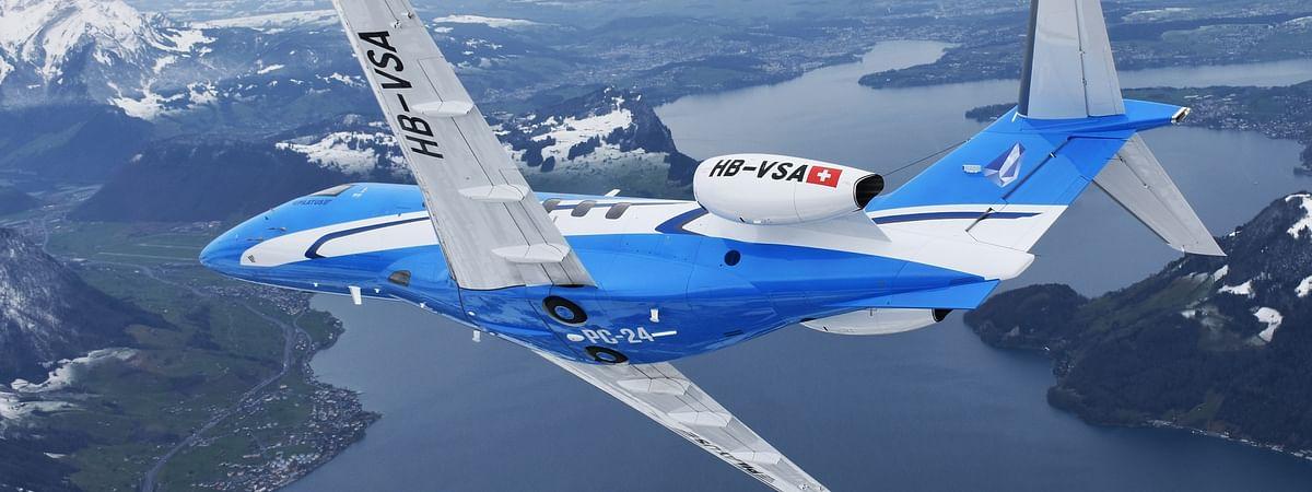 Strata and Pilatus Extend Partnership for 'Super Versatile Jet'
