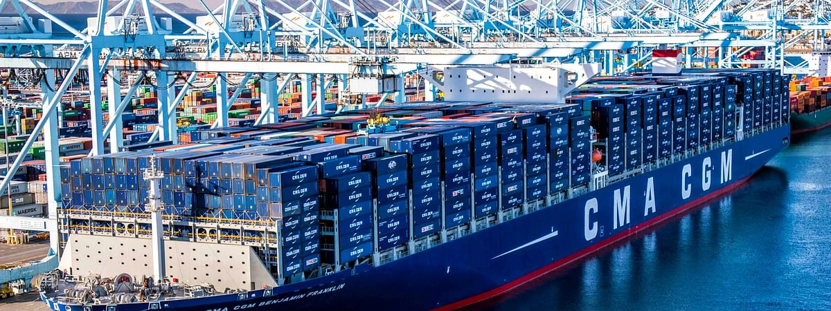 CMA CGM Orders 50,000 Traxens Trackers
