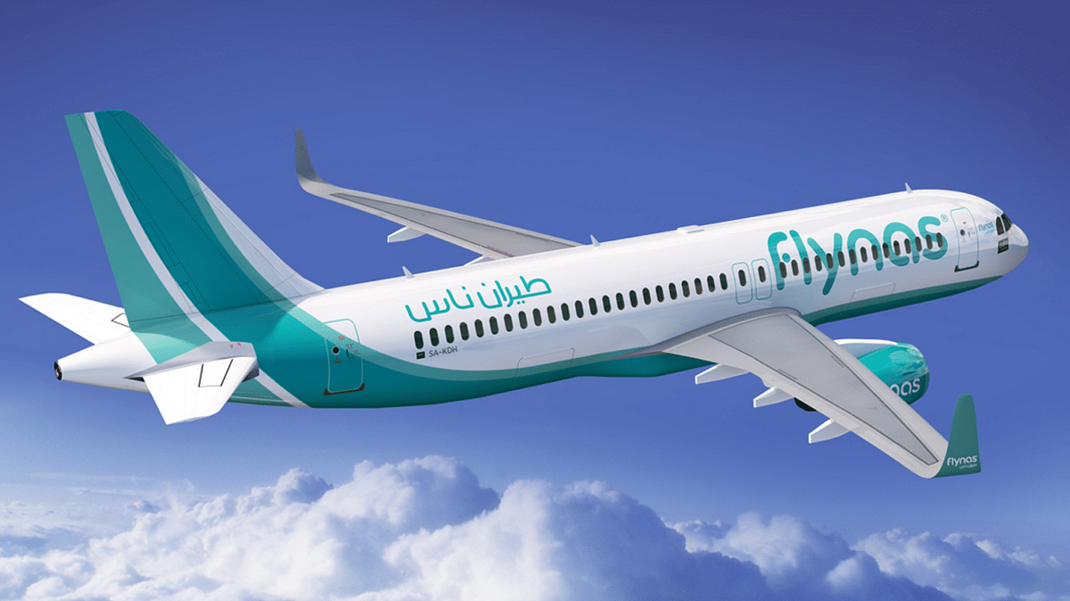 flynas to begin Direct Riyadh, New Delhi Flights from July