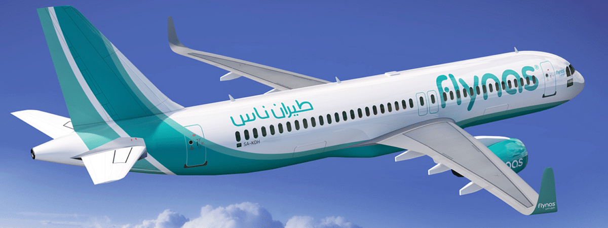 flynas to begin Direct Riyadh, New Delhi Flights from July