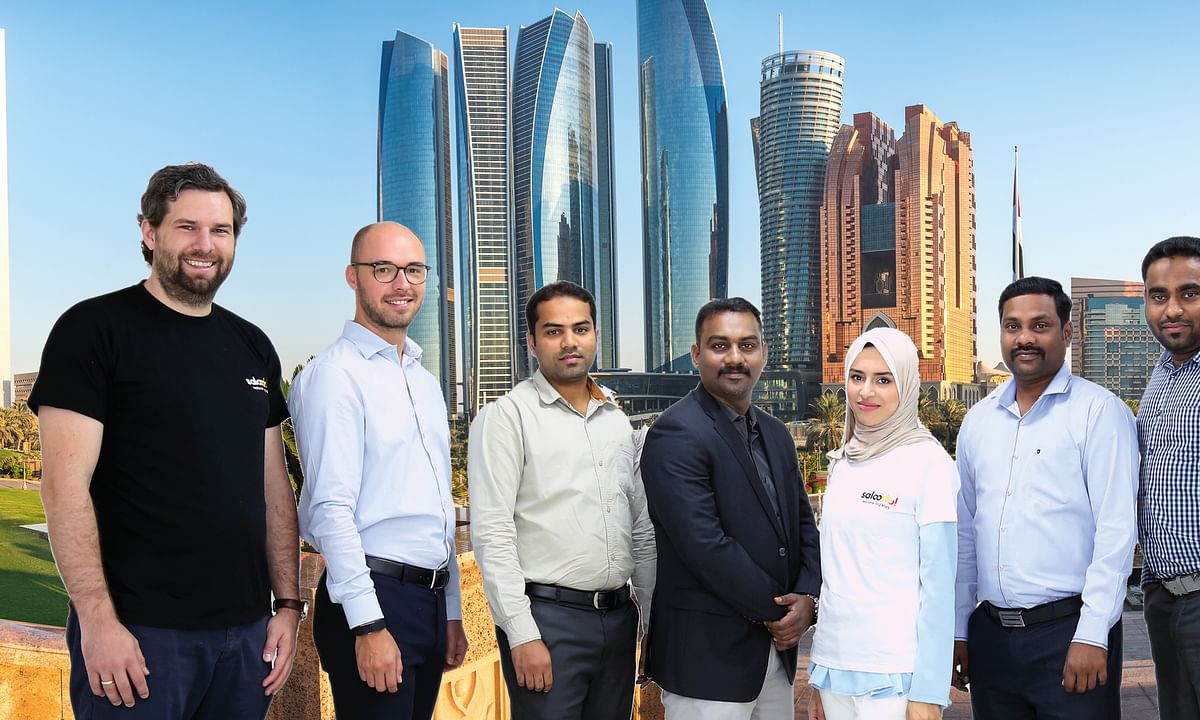 DHL's Saloodo! Hits the Road in the Middle East