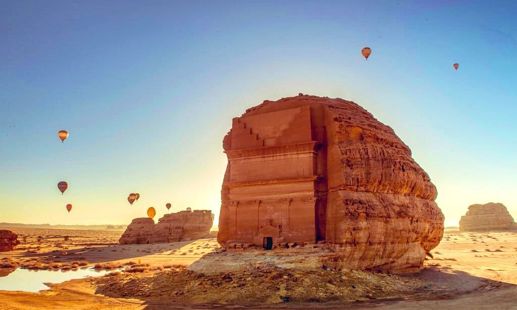 SAUDIA Adds New Flights to Al Ula
