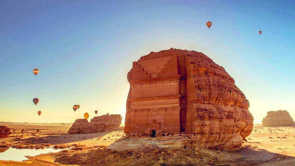 SAUDIA Adds New Flights to Al Ula