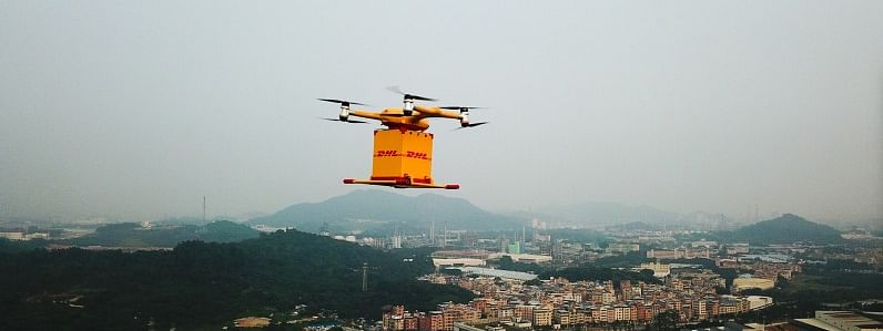 DHL Express to Deploy  Drones for the Last Mile in Urban China