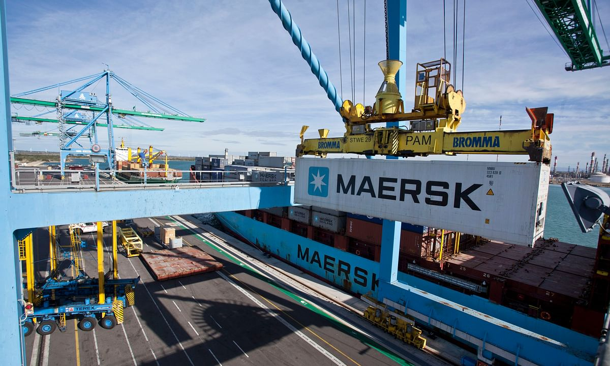 Maersk Reports Solid Uplift in Earnings for Q12019