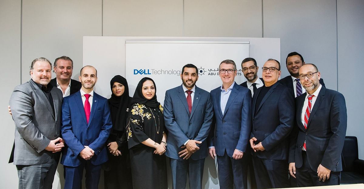 The MoU was signed at the Dell Technologies World 2019 event in Las Vegas.
