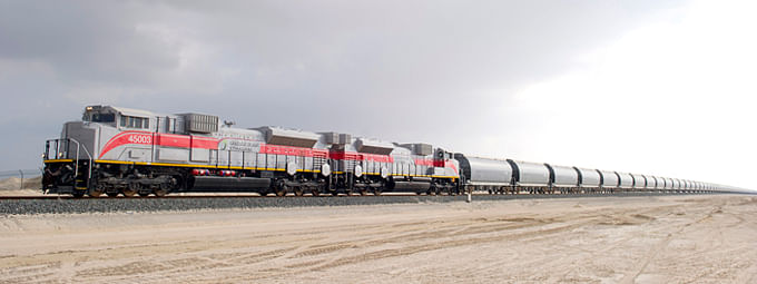 Etihad Rail DB Selected as 'Shadow Operator' for Stage II