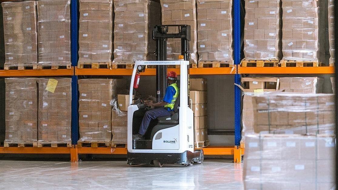 Bolloré Opens New Warehouse in Senegal