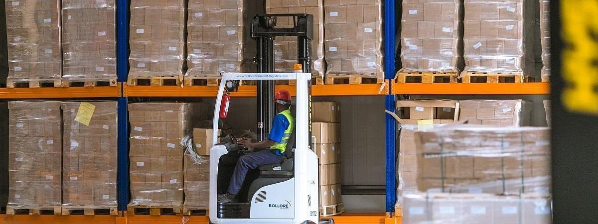 Bolloré Opens New Warehouse in Senegal