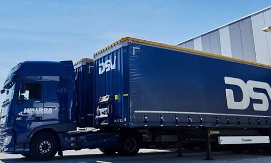 DSV Opens New Facility in Turkey