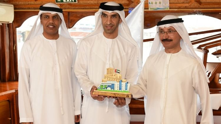 Dubai Customs Launches Disruptive Berthing Service at Dubai Creek