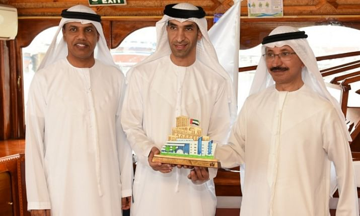 Dubai Customs Launches Disruptive Berthing Service at Dubai Creek