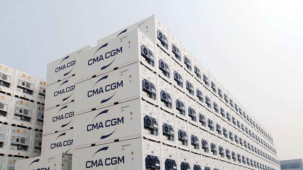 CMA CGM Launches  Reefer Pharma Division