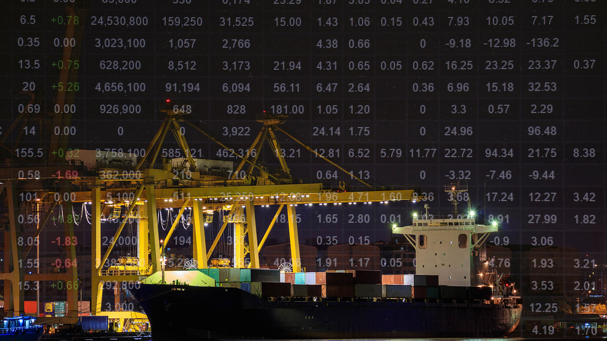 Opinion: What Makes Freight Rates Rise and Fall?