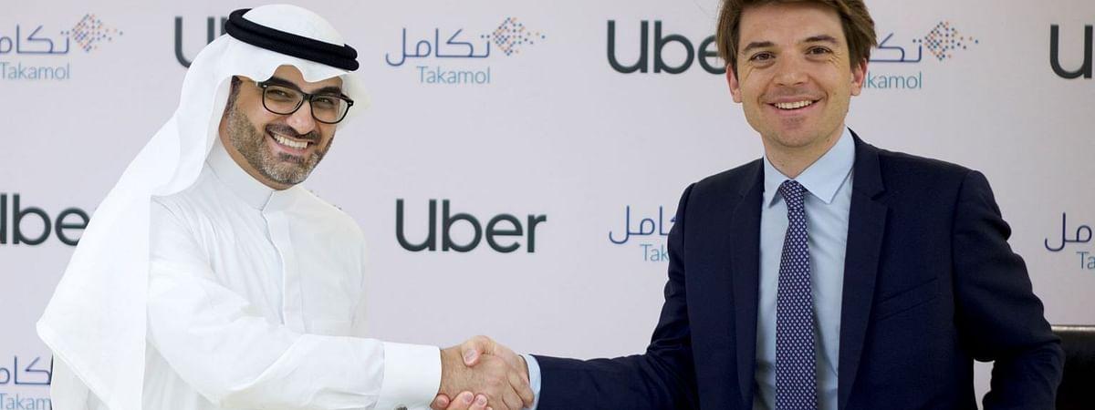 Uber and Takamol Partner to Empower Working Saudi Women