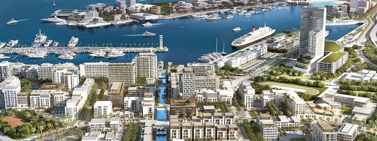 $6.8 Billion Project to be Developed near Mina Rashid Port