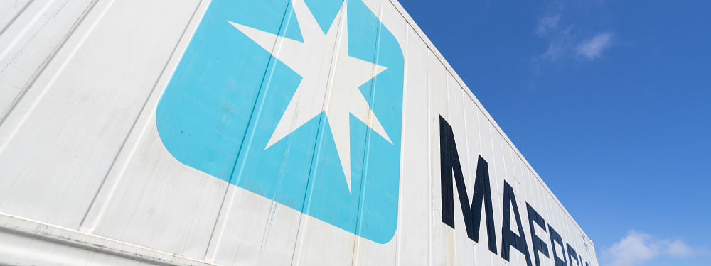 Maersk Launches New Customs Clearance System