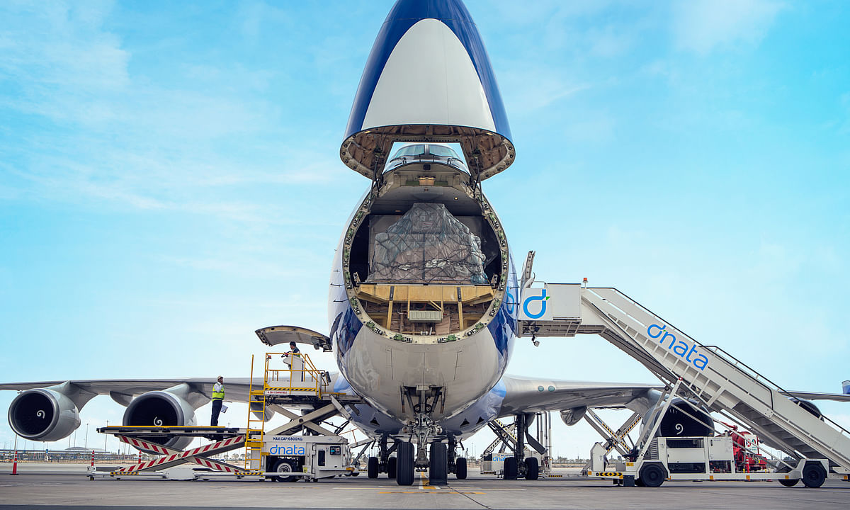 dnata Named Best Ground Handler for Fifth Year Running