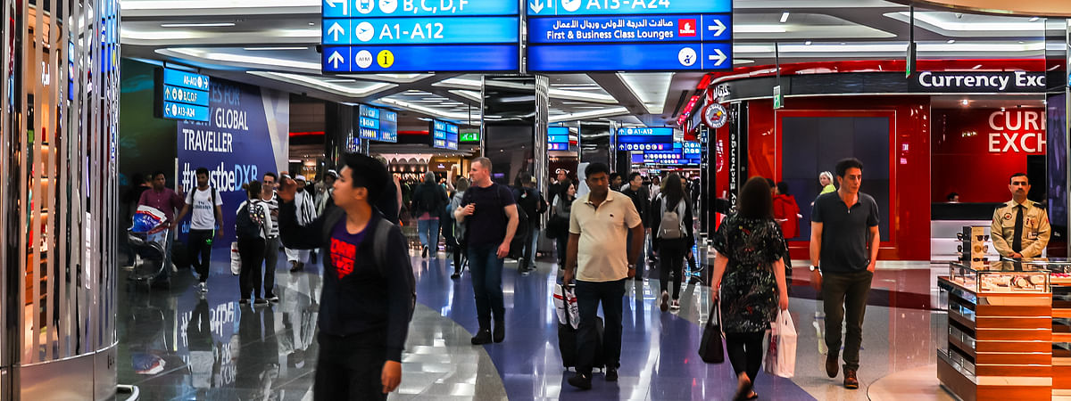 DXB Welcomes 22.2 Million Passengers in Q12019