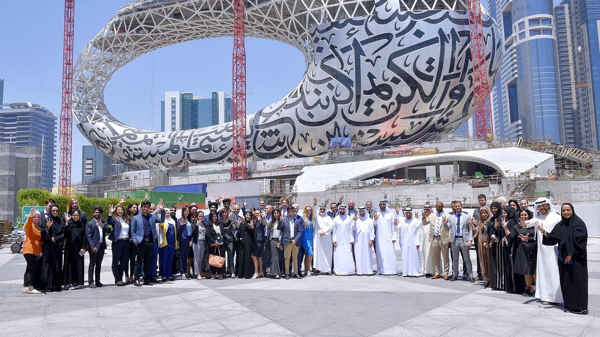 Emirates Signs MoUs for Dubai Future Accelerators Programme