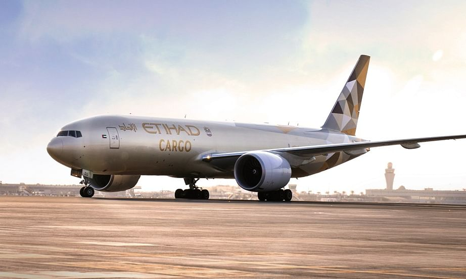 Singapore Joins Etihad Cargo Freighter Network