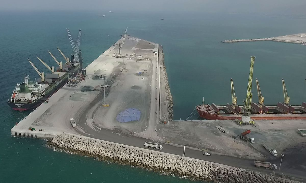 BAM Completes Saqr Port Expansion at Ras Al Khaimah